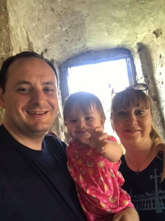 З донечкою та дружиною: мер Франківська виклав милі світлини з сімейного відпочинку (ФОТО)