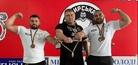 Прикарпатські богатирі посіли третє місце на чемпіонаті України з багатоборства (ФОТО)