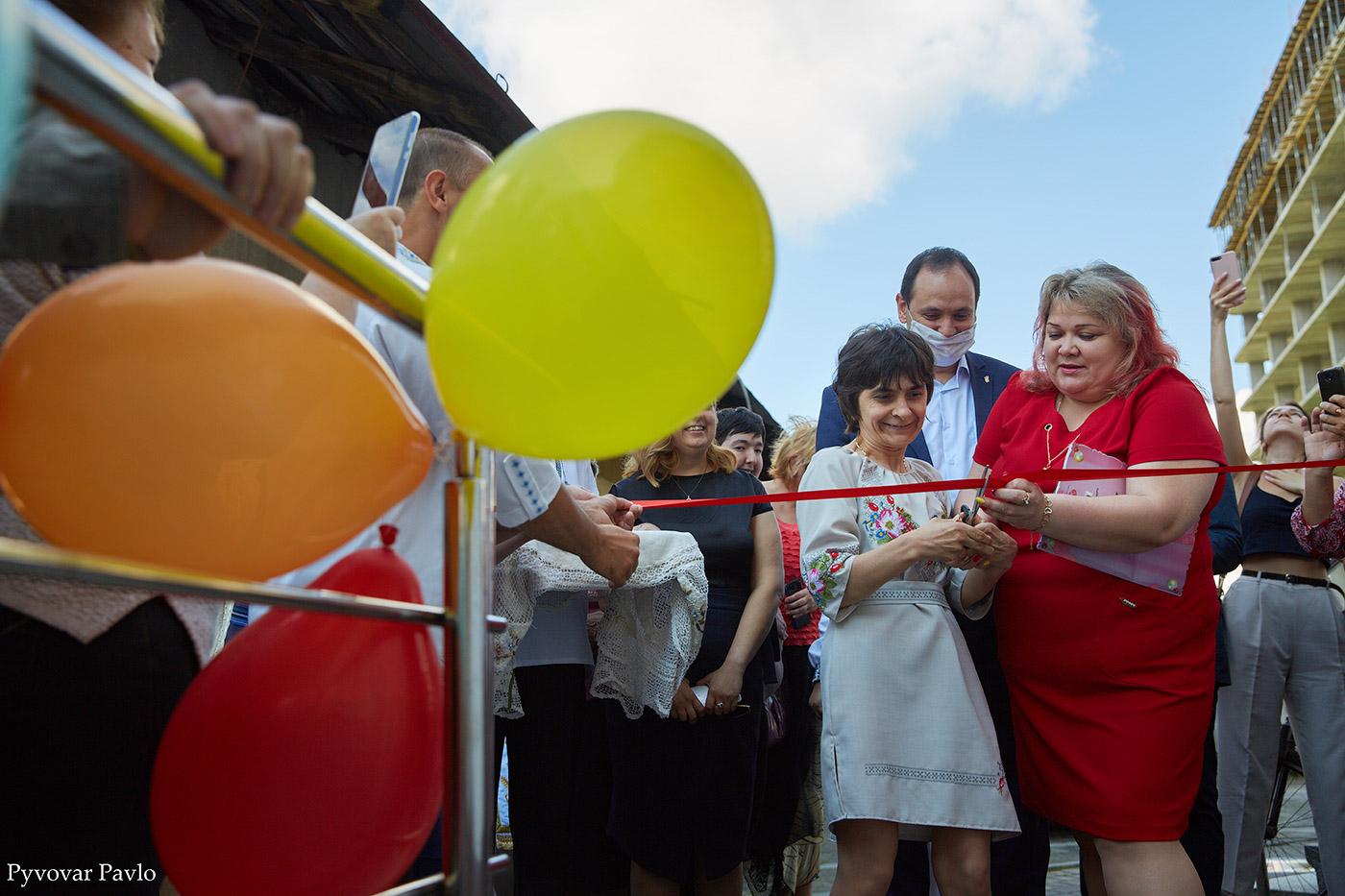 """Нове приміщення отримав франківський центр реабілітації для """"особливої"""" молоді (ФОТО)"""
