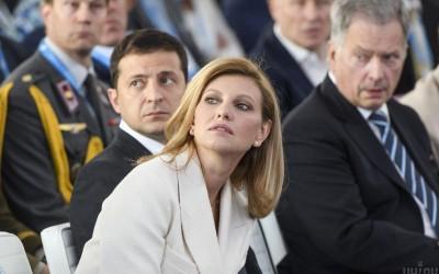 У дружини Зеленського виявили коронавірус