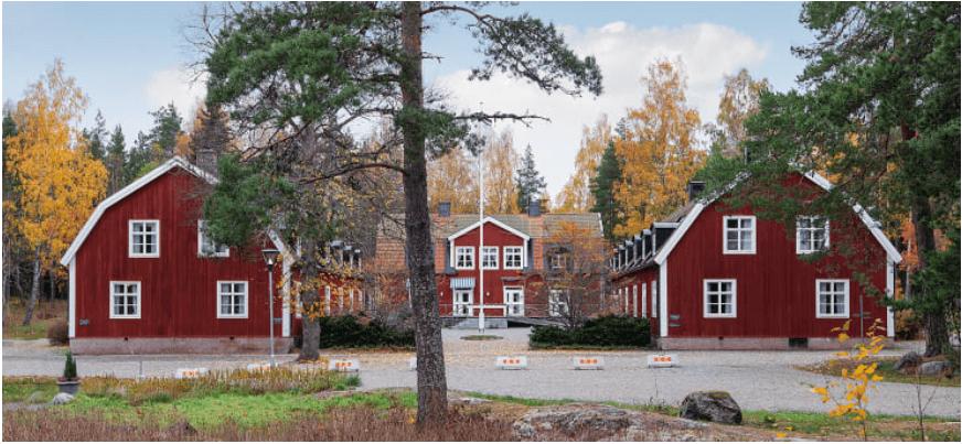 У Швеції продають ціле село, якому понад 300 років