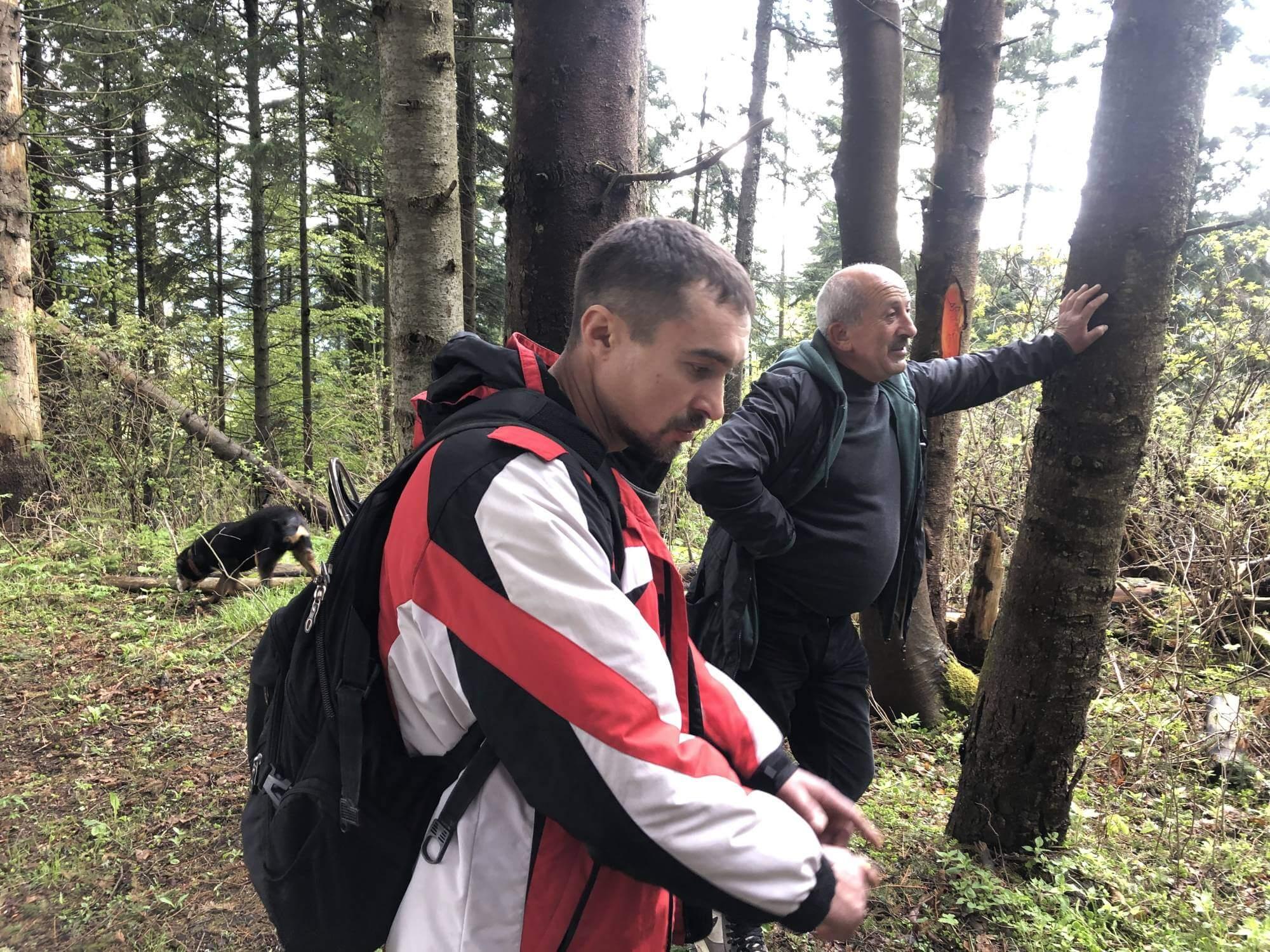На підйомі на гору Піп Іван хочуть встановити 12 стацій Хресної дороги: фото