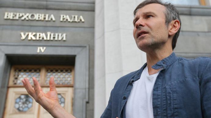 Вакарчук знову йде з Верховної Ради