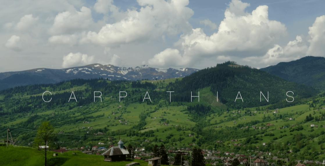 Відомий тревел-блогер показав красу прикарпатських гір (ВІДЕО)