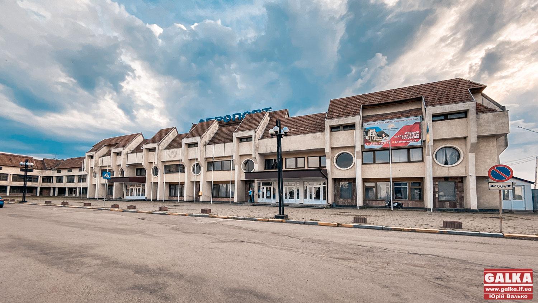 Марцінків думає побудувати біля Франківська новий аеропорт