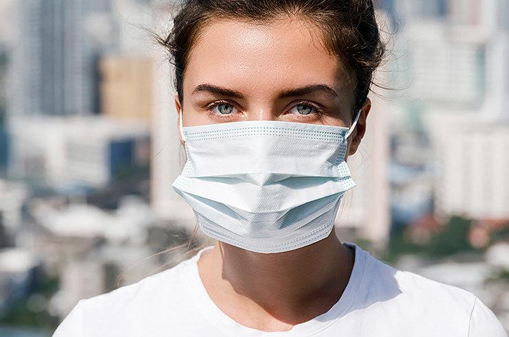 Галка рекомендує: як правильно користуватися антисептиком та маскою