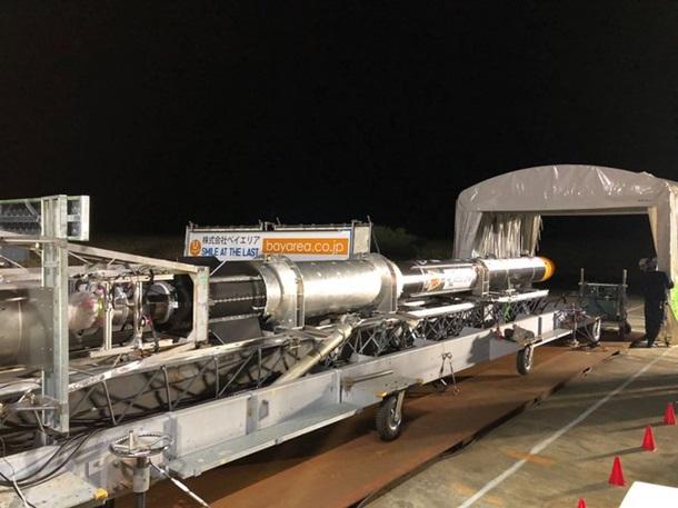 В Японії космічна ракета розвалилася в повітрі після старту (ВІДЕО)