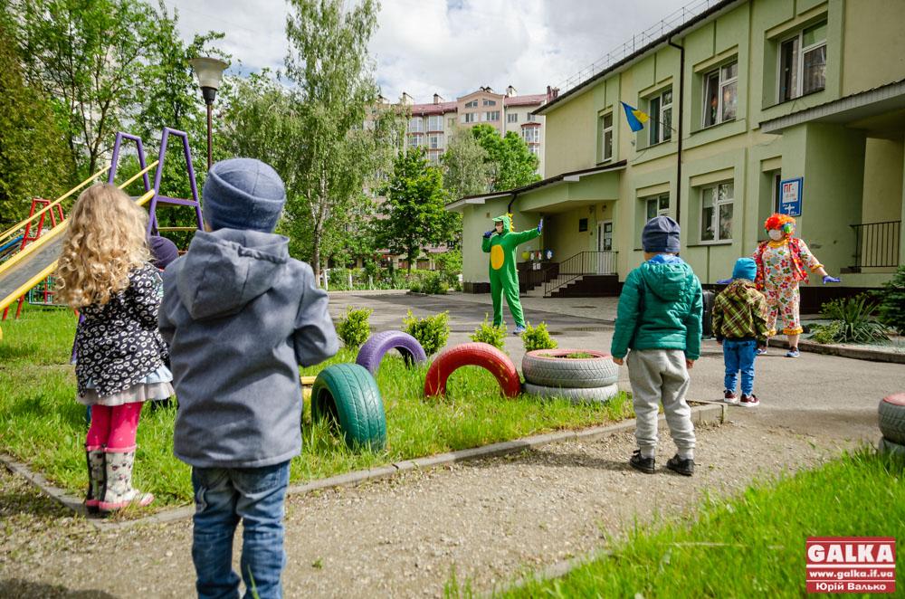 Франківські дитсадки приймають перших відвідувачів після карантину (ФОТОРЕПОРТАЖ)