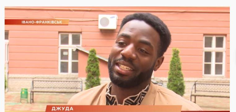 Про зіркового франківського студента з Америки розповіли на центральному каналі (ВІДЕО)