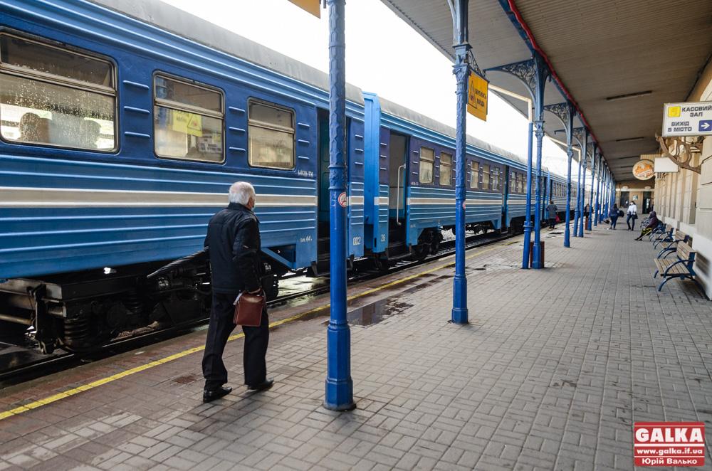 """Регіональний поїзд """"Львів-Чернівці"""" відновлює роботу, наразі до Коломиї"""