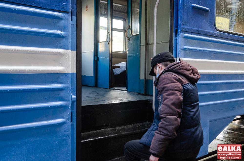 Прикарпатці можуть купити квитки на всі потяги через Telegram і Viber