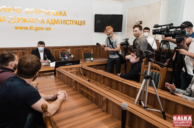 """Не повторити долю """"Карпат"""": чиновник ОДА розповів, чому на Прикарпатті заборонили роботу спортклубів (ФОТО)"""