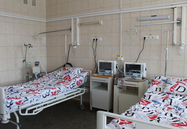 У прикарпатських лікарнях з-понад 1200 місць для пацієнтів з коронавірусом зайняті 265, – ОДА