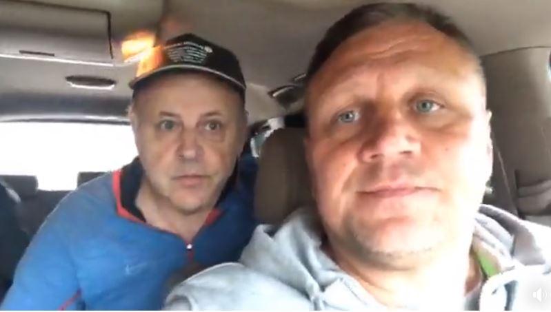 Шевченко повіз Буджака оцінити наслідки негоди на Прикарпатті (ВІДЕО)