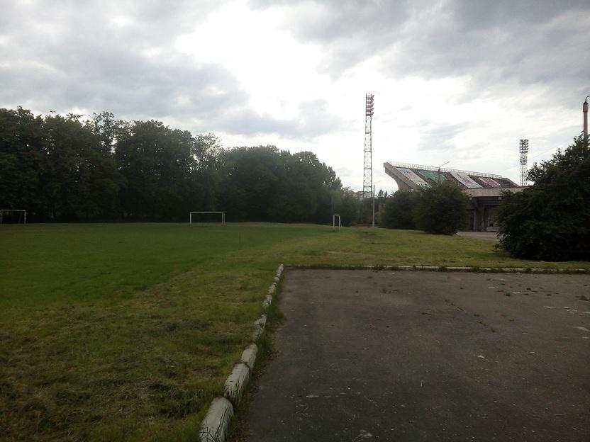 """Міська рада погодила будівництво спорткомплексу поблизу стадіону """"Рух"""""""