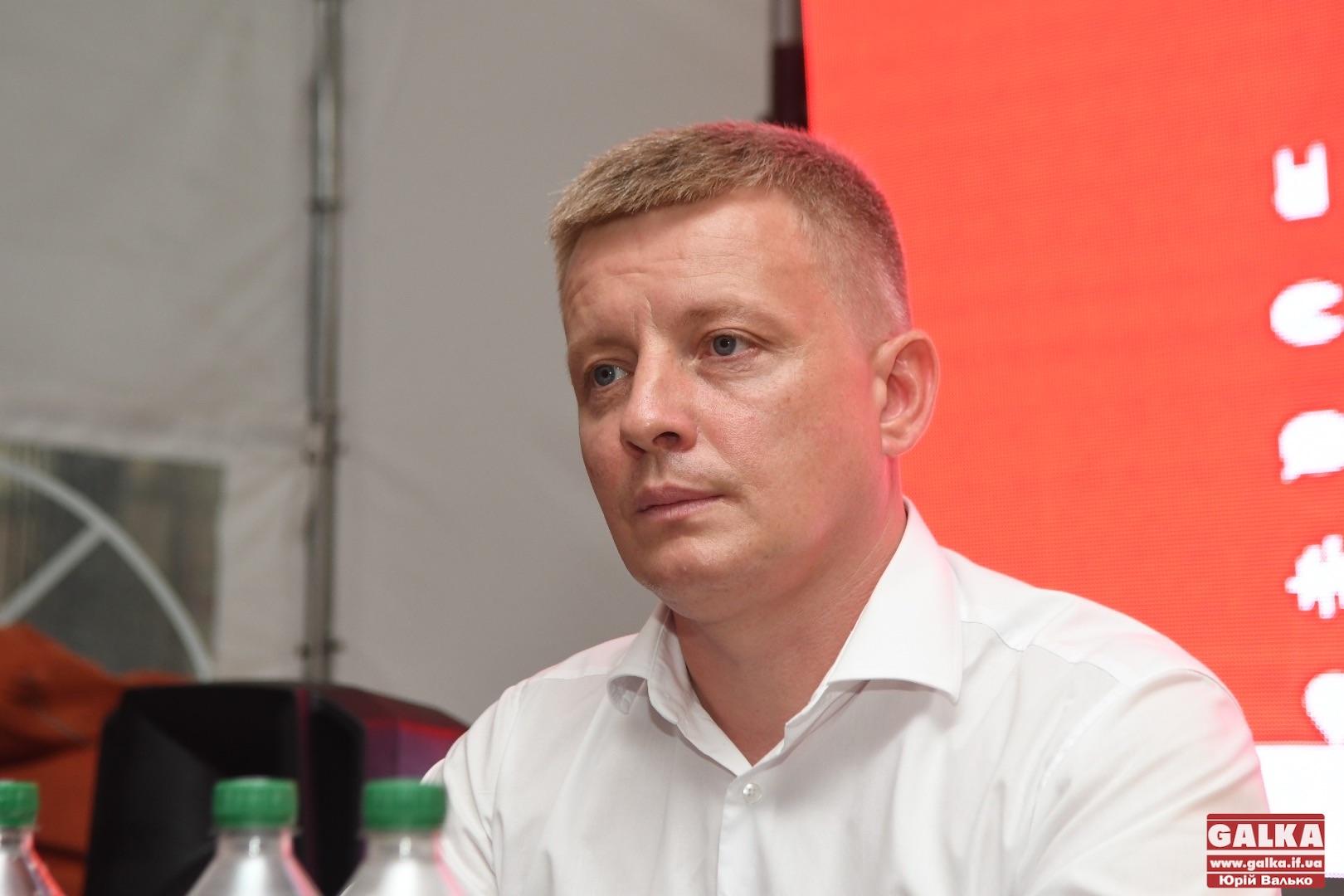 """Рудик сказала, що я голосував не так, як треба, – голова обласного """"Голосу"""" Тищенко йде з партії, за ним пішли інші"""