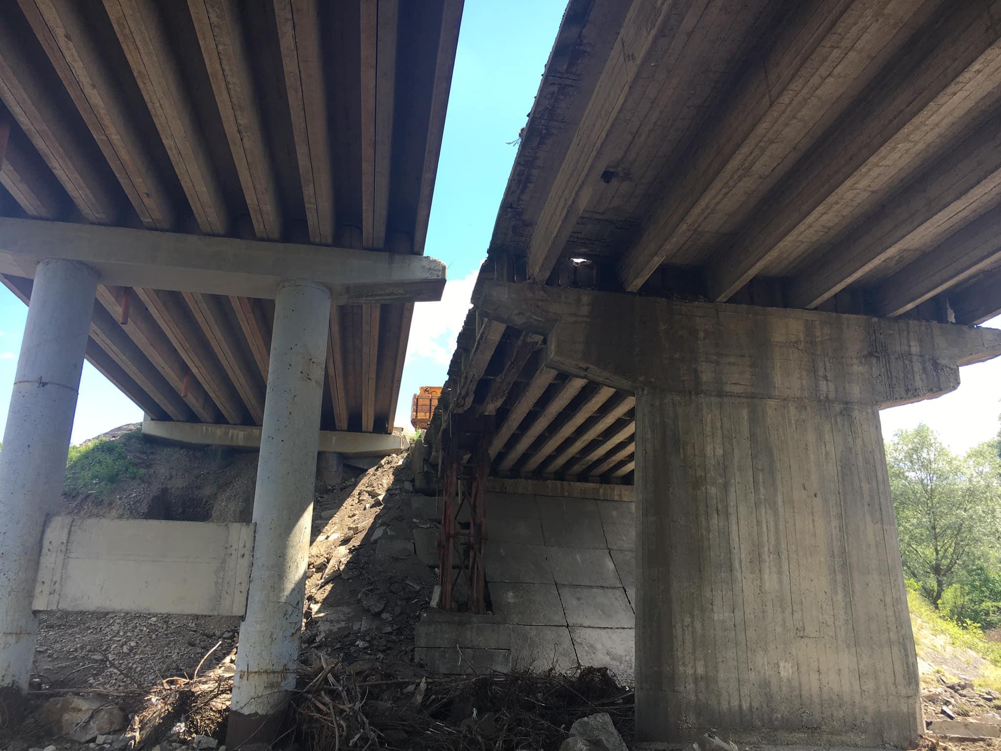 У Боднареві готуються демонтувати старий міст (ФОТО)