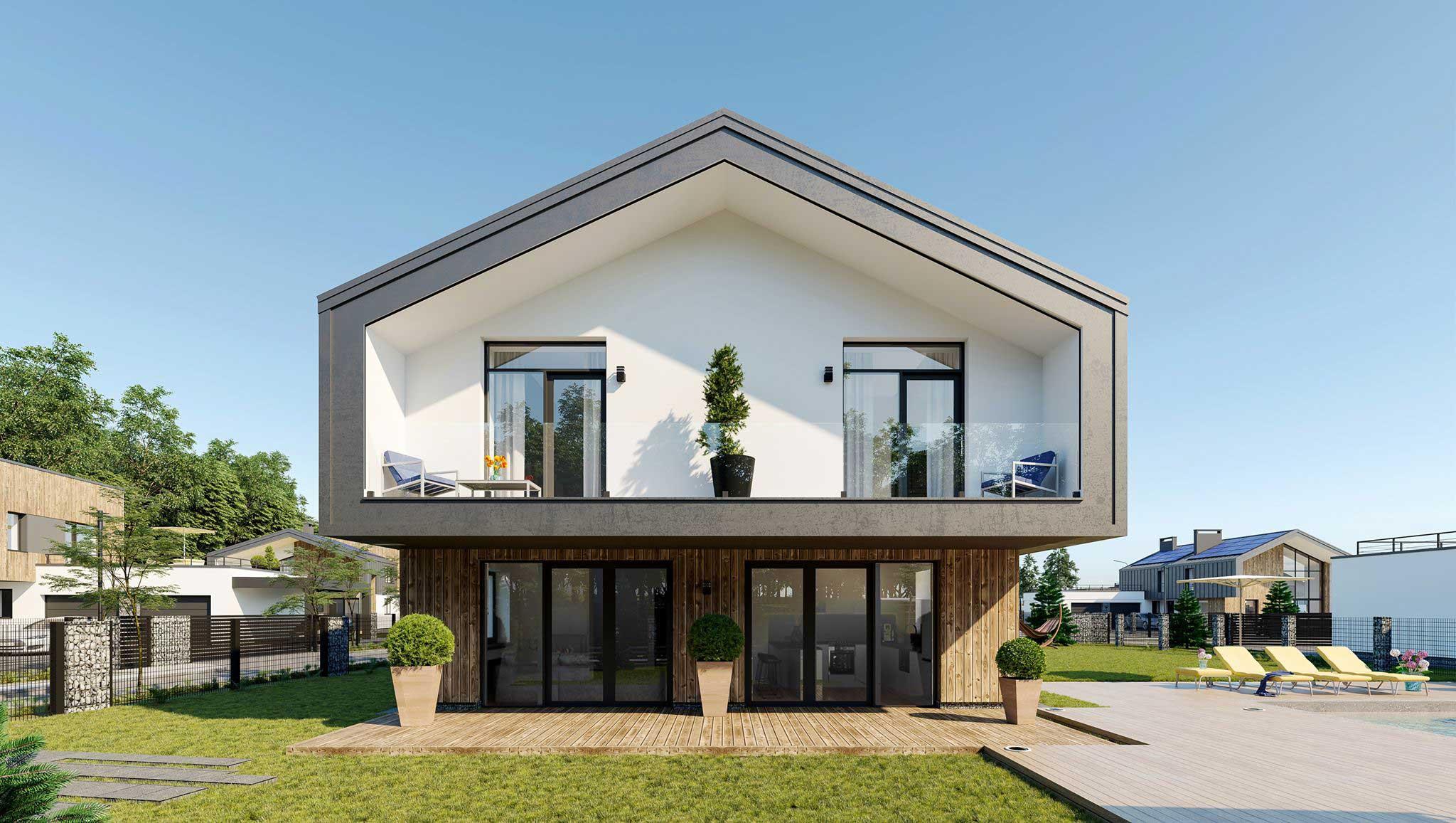 Тренди житлової нерухомості: як будуть виглядати наші домівки та міста в майбутньому?
