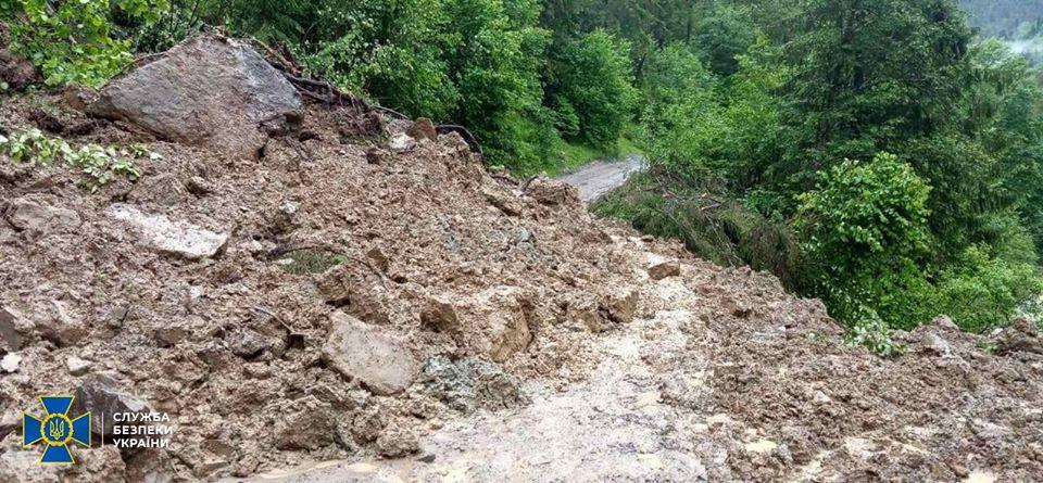 СБУ просить прикарпатців надсилати фото й відео порушень, через які у червні міг статися паводок