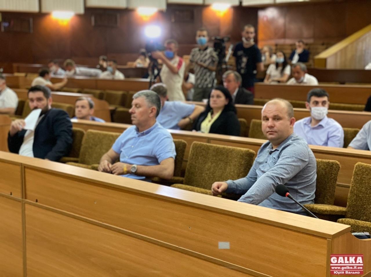 Депутати міськради просять коштів у президента й уряду, щоб навести лад у Франківській ОТГ після повені (ФОТО)