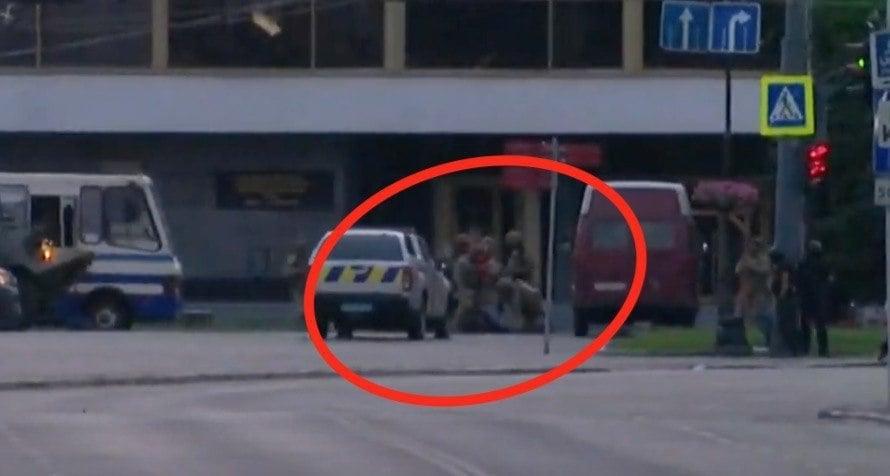 Луцького терориста затримали, заручників звільнили (ВІДЕО)