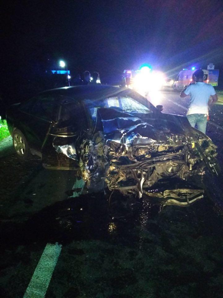 З'явилися фото та подробиці смертельної ДТП на дорозі Франківськ-Калуш (ФОТО)