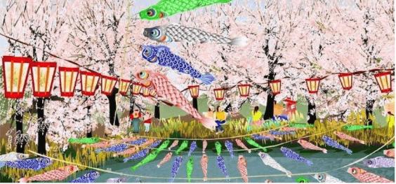 80-річний японець створює в Microsoft Excel дивовижні картинки (ФОТО)