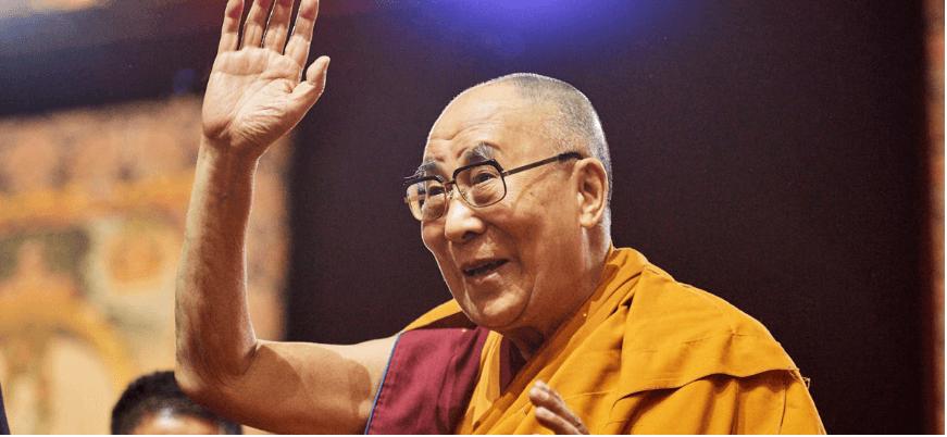 85-річний Далай-лама випустив дебютний музичний альбом (АУДІО)