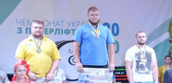 Прикарпатські пауерліфтери здобули медалі на чемпіонаті України