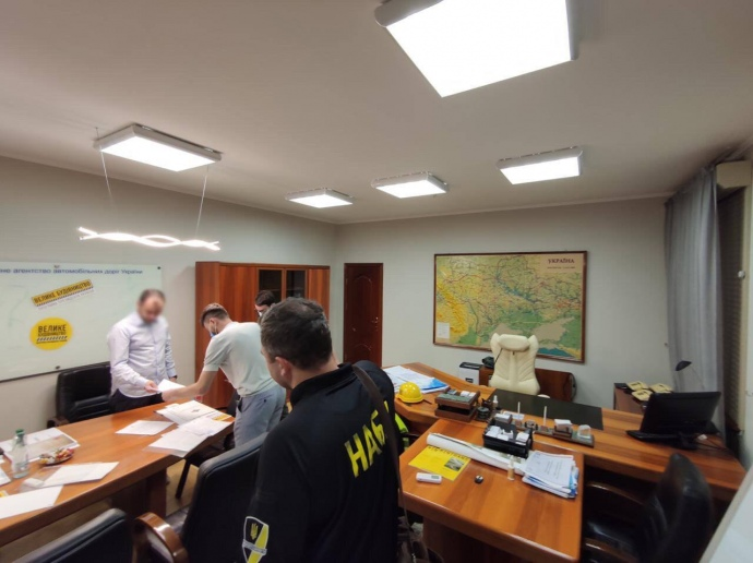 У Польщі затримали ексглаву Укравтодору Новака, в Україні у офісах компанії і підрядника йдуть обшуки (ФОТО)