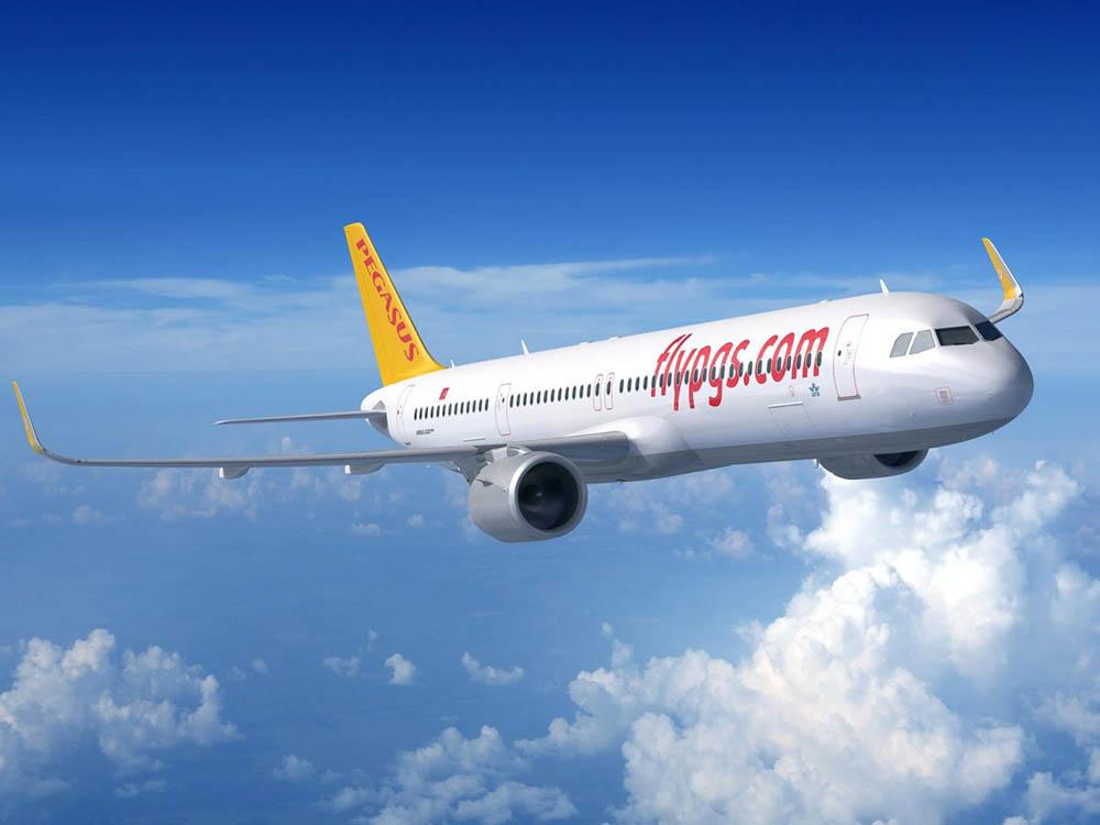 Авіакомпанія Pegasus відкриє новий рейс зі Львова до Туреччини