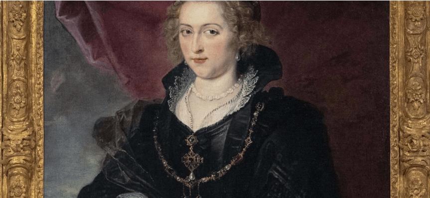 Оригінальну картину Рубенса виявили під шарами бруду і лаку