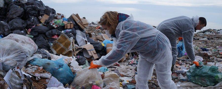 Першу в Західній Україні лабораторію відновлення енергії з відходів відкрили у Франківську (ВІДЕО)