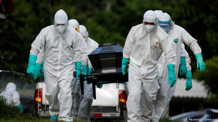 В Італії найбільше померлих від коронавірусу за добу з кінця березня