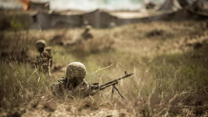 На Донбасі загинули двоє захисників