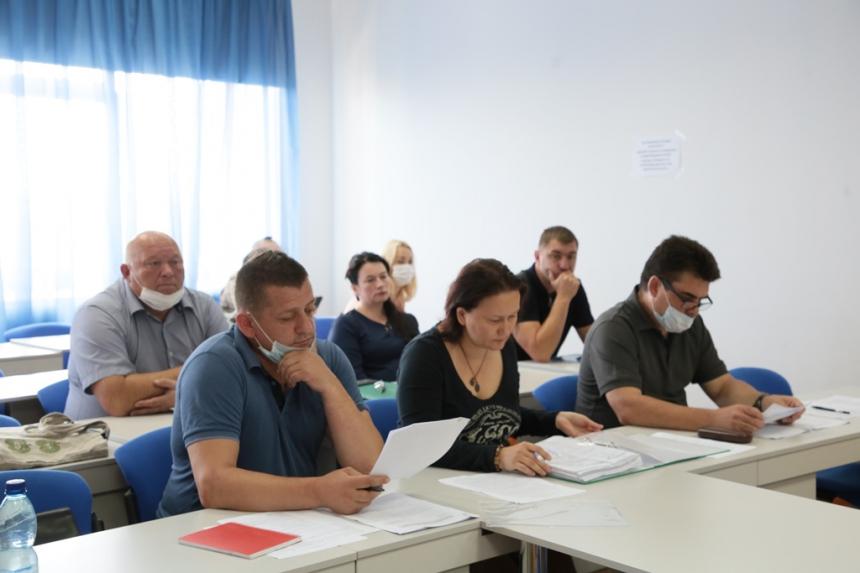 На Прикарпатті обрали проєкти соціальної реабілітації учасників АТО (ФОТО)
