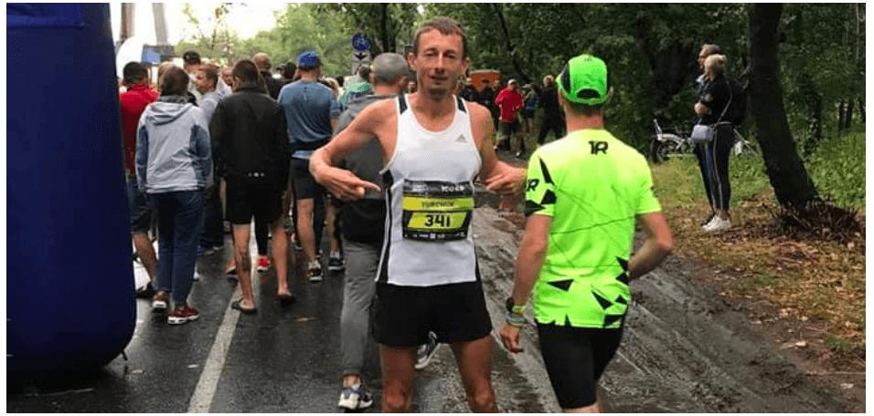 Франківець пробіг 100 км на київському ультрамарафоні та встановив новий рекорд (ФОТО, ВІДЕО)