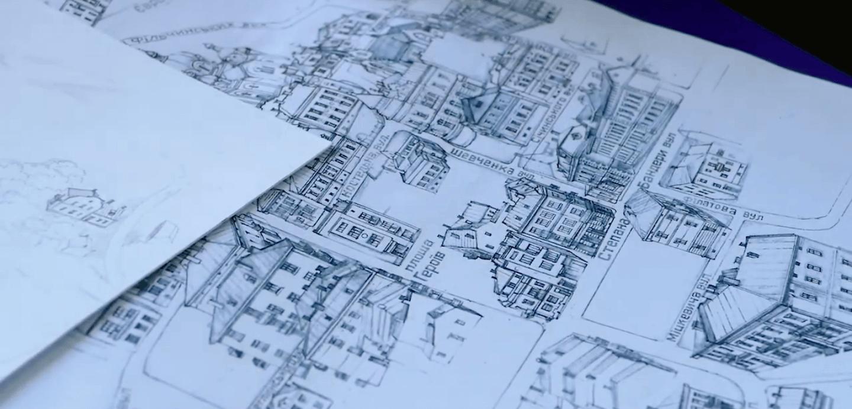 У Калуші розробляють туристичну карту міста (ВІДЕО)