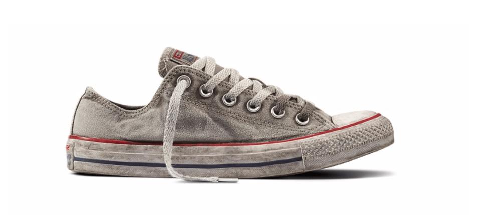 Converse випустили нові кеди, які виглядають брудними й стоптаними (ФОТО)