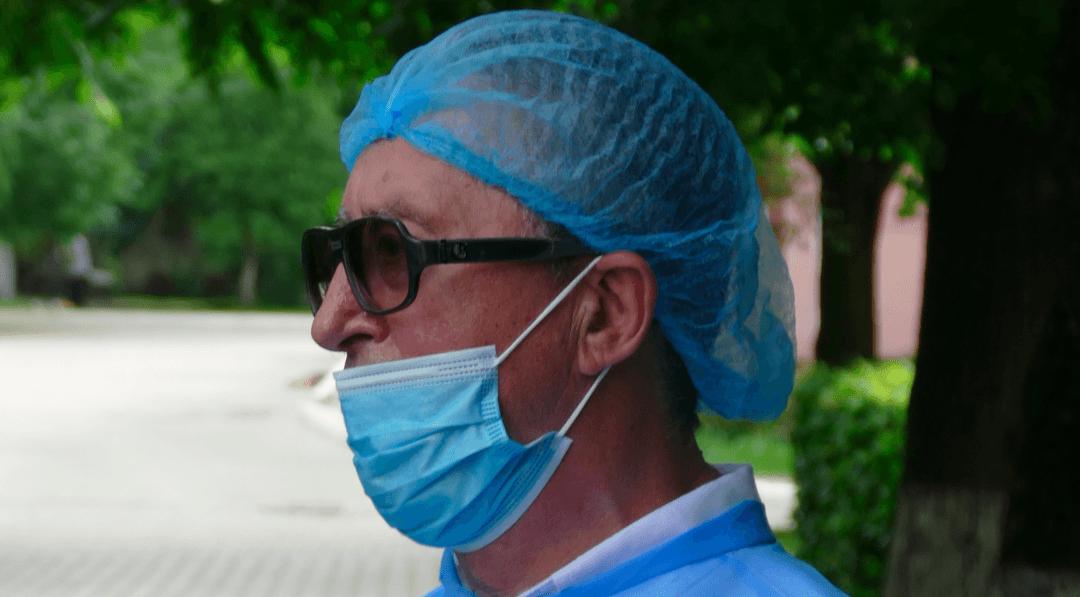 """""""Є люди, які ніколи не захворіють на коронавірус"""", –гендиректор Франківської інфекційної лікарні Роман Остяк"""