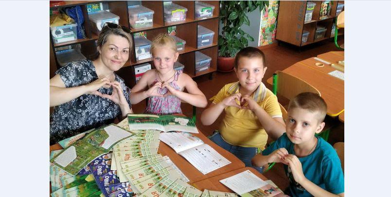 Освітній проєкт «Мрій-читай» від EVA залучив понад 3 000 учнів зі всієї України (ФОТО)