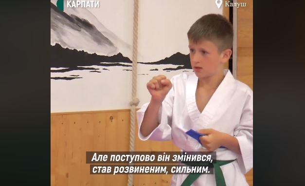 Як дев'ятирічний калушанин з ДЦП став чемпіоном Європи (ВІДЕО)