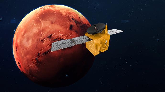 ОАЕ готові до запуску космічного апарату на Марс