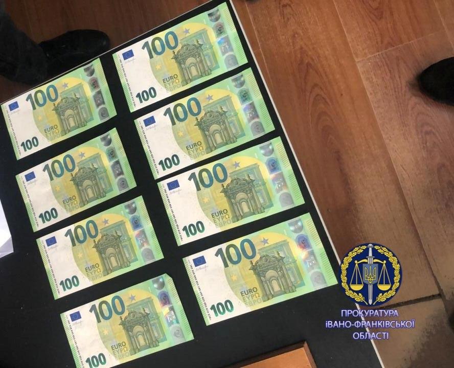 Прикарпатець спробував відкупитися від армії за 800 євро: отримав підозру від поліції (ФОТО)