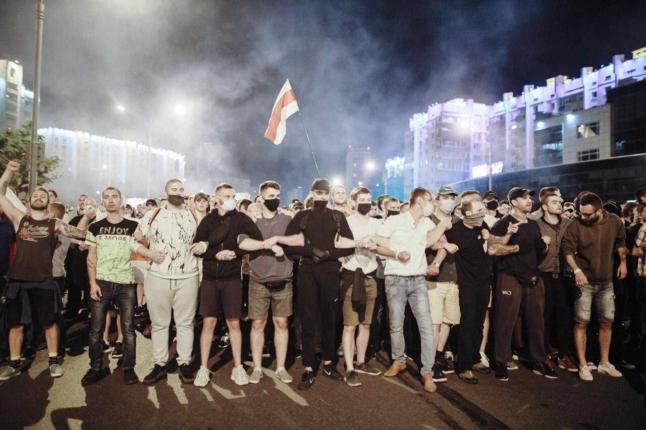 Назвали ім'я загиблого під час протестів в Білорусі