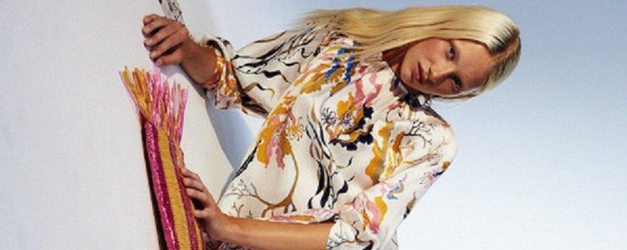 Творчість прикарпатської художниці надихнула шведський бренд на нову колекцію одягу (ФОТО)