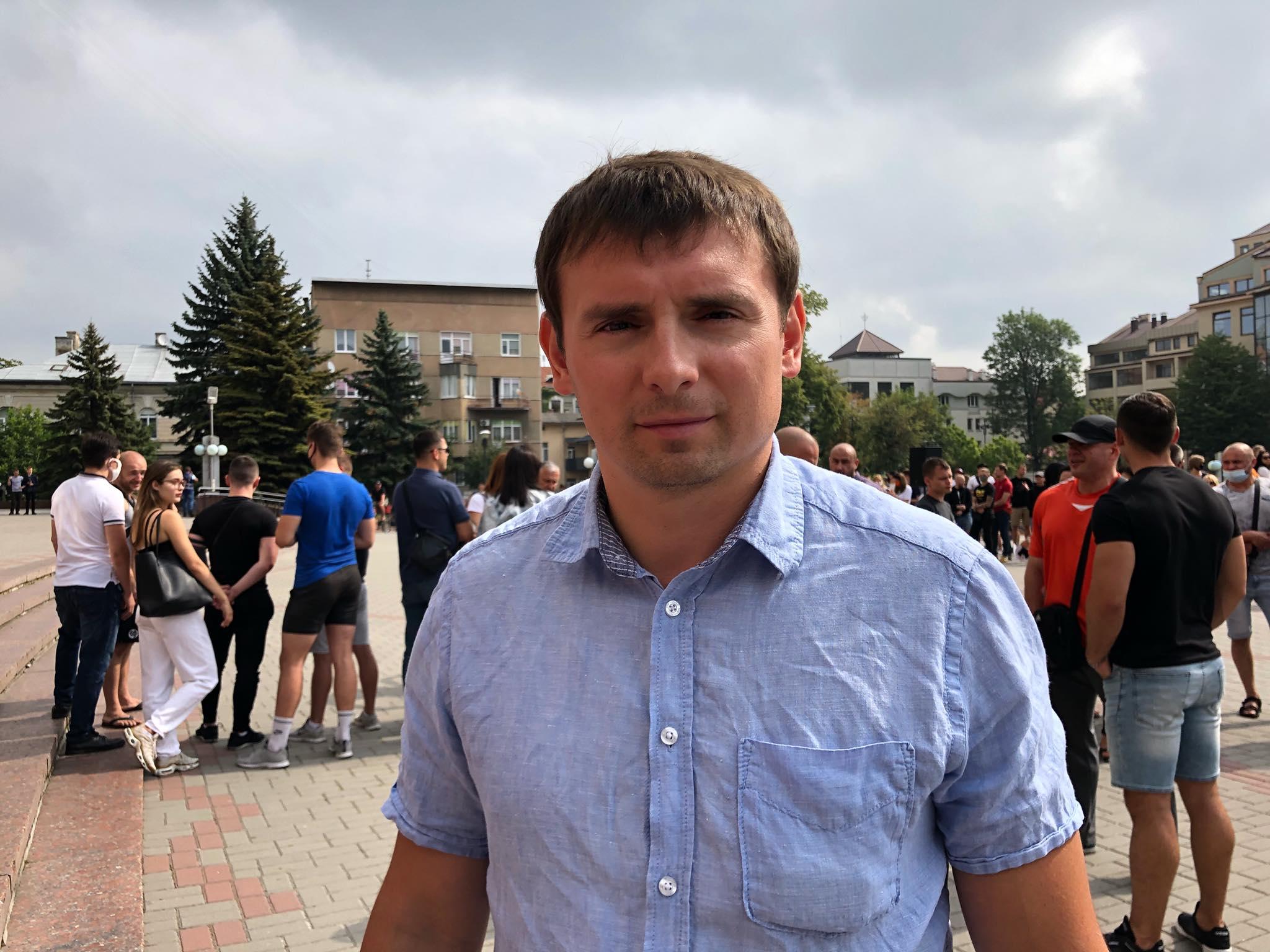 «Сьогодні ми маємо навчитися жити з хворобою, а не закривати цілі галузі», – Сергій Палійчук