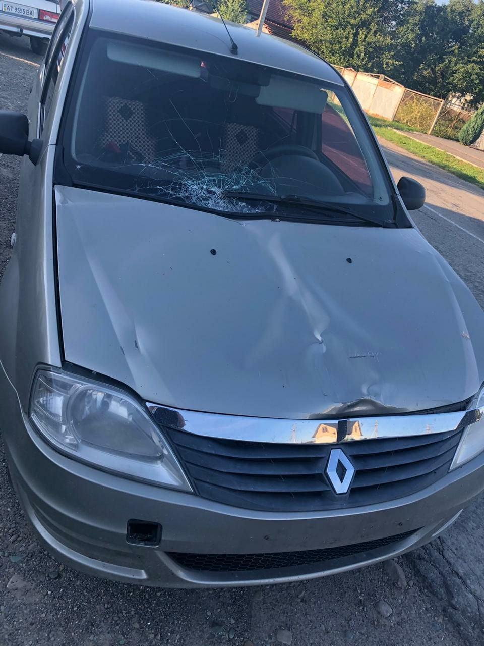 На Косівщині та Надвірнянщині під колеса авто потрапили школярки (ФОТО)