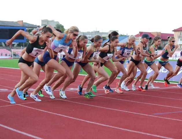 Прикарпатські спортсменки – призерки юніорського чемпіонату України з легкої атлетики (ФОТО)