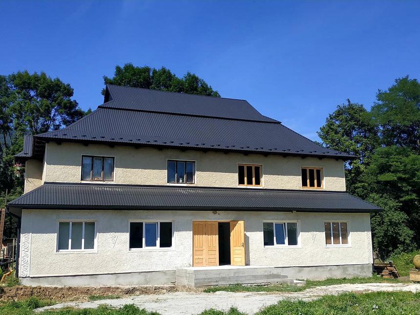 «Гуцульські ґазди»: новий сільгоспкооператив запрацював на Прикарпатті (ФОТО)